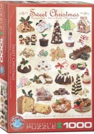Eurographics 0433 - Sweet Christmas - 1000 stukjes