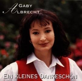 Gaby Albrecht - Ein Kleines Dankenschon