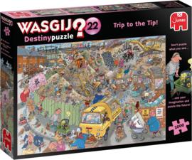 Wasgij Destiny 22 - Alles Op Een Hoop - 1000 stukjes