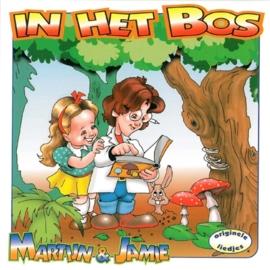 De Weton Kids - Martijn en Jamie in het Bos