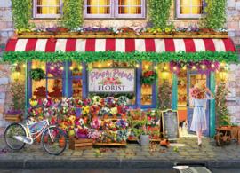 Eurographics 5518 - Plush Petals Flower Shop - 1000 stukjes
