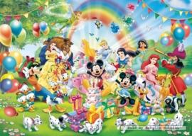 Ravensburger Disney - Mickey is Jarig - 1000 stukjes