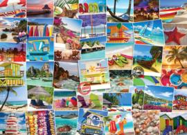 Eurographics 0761 - Globetrotter Beaches - 1000 stukjes