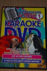 DVD 5272      Karaoke  Hollandse hits  deel 1