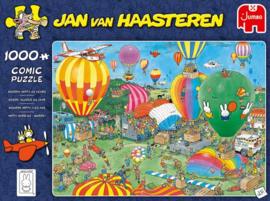 Jan van Haasteren - Hoera Nijntje 65 Jaar - 1000 stukjes  AANBIEDING