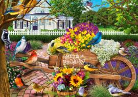 Bluebird - Bed & Breakfast - 1000 stukjes