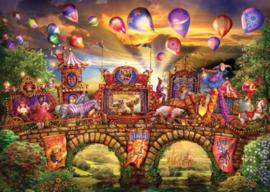 Puzzelman Ciro Marcetti - Carnivalle Parade - 1000 stukjes