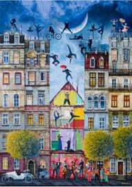 Art Puzzle - Dream Street - 500 stukjes