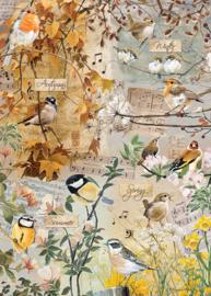 Otter House - Songs of the Season - 1000 stukjes