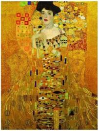 Eurographics Gustav Klmt - Adele Bloch Bauer 1 - 1000 stukjes