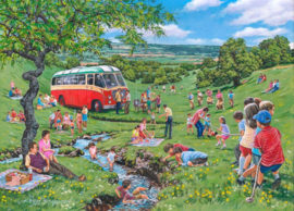 House of Puzzles - Sunday Picnic - 250XL stukjes