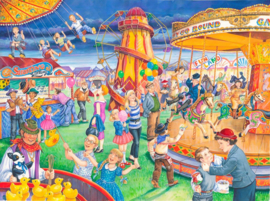 House of Puzzles - Fairground Rides - 250XL stukjes
