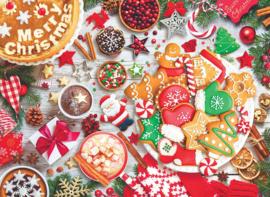 Eurographics 5623 - Christmas Table - 1000 stukjes
