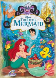 Jumbo Classic Collection - Disney De Kleine Zeemeermin - 1000 stukjes