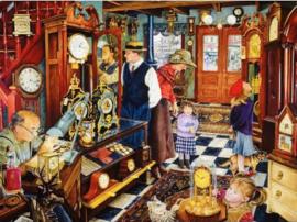 SunsOut 44652 - The Clock Shop - 1000 stukjes
