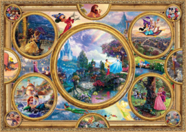 Disney Thomas Kinkade - Dreams Collection - 2000 stukjes
