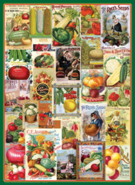 Eurographics 0817 - Vegetable Seed Catalog Covers - 1000 stukjes