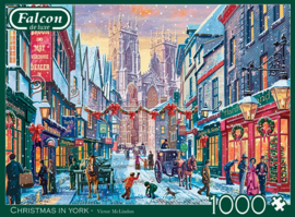 Falcon de Luxe 11277 - Christmas in York - 1000 stukjes
