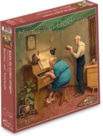 Art Revisited Marius van Dokkum - Zoals de Ouden Zongen - 1000 stukjes