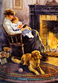 Art Puzzle - Nostalgia Bedtime Story - 1000 stukjes