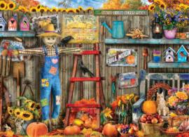 Eurographics 5448 - Harvest Time - 1000 stukjes