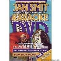 DVD 5288    karaoke liedjes van Jan Smit