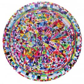 eeBoo - Triangle Pattern - 500 stukjes