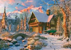 KS - Winter Holiday - 1000 stukjes