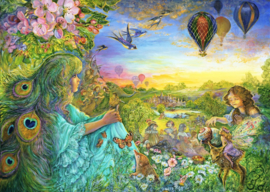 Grafika Josephine Wall - Daydreaming - 500 stukjes