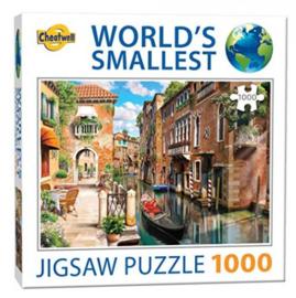 TFF World's Smallest - Venice Canals - 1000 stukjes  Minipuzzel