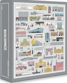 Claudberries - Buildings - 500 stukjes