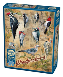 Cobbles Hill - Notable Woodpeckers - 500XL stukjes