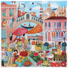eeBoo - Venice Open Market - 1000 stukjes