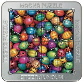 TFF 3 D Magna Puzzle Small - Bugs - 16 stukjes