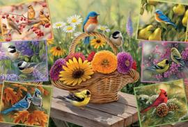 Cobble Hill - Rosemary's Birds - 2000 stukjes