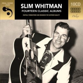 Slim Whitman - Fourteen Classic Albums - 10cd-box