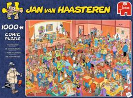 Jan van Haasteren - De Goochelbeurs - 1000 stukjes