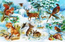 House of Puzzles - Midwinter - 250XL stukjes
