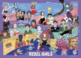 Gibsons 3131 - Rebel Girls - 500 stukjes