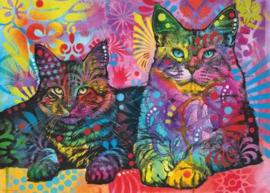 Heye - Devoted 2 Cats - 1000 stukjes  NIEUW!!