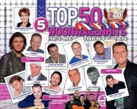 Woonwagen Top 50 - deel 5 - 2-cd box
