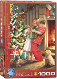Eurographics 5640 - Christmas Surprise - 1000 stukjes