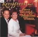 Frans Bauer & Marianne Weber  *Kerstfeest met*  cd