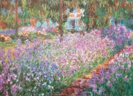 Eurographics 4909 - Monet's Garden - 100XXL stukjes