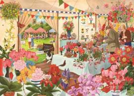House of Puzzles - Flower Show - 1000 stukjes