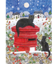 Otter House - Christmas Post - 1000 stukjes