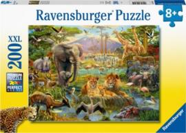Ravensburger - Dieren van de Savanne - 200XXL stukjes