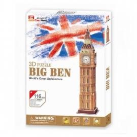 Cubic Fun 3D - Big Ben - 30 stukjes