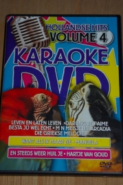 DVD 5278   Karaoke Hollandse hits deel 4