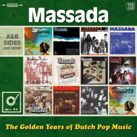 Massada - Golden Years of Dutch Popmusic - 2cd